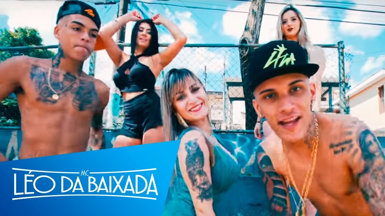 MC Kevin e MC Léo da Baixada - Dentro da Evoke (Video Clipe)
