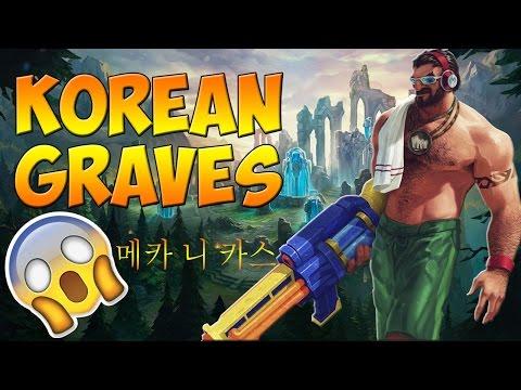 Hardest Graves Combo ( Korea )