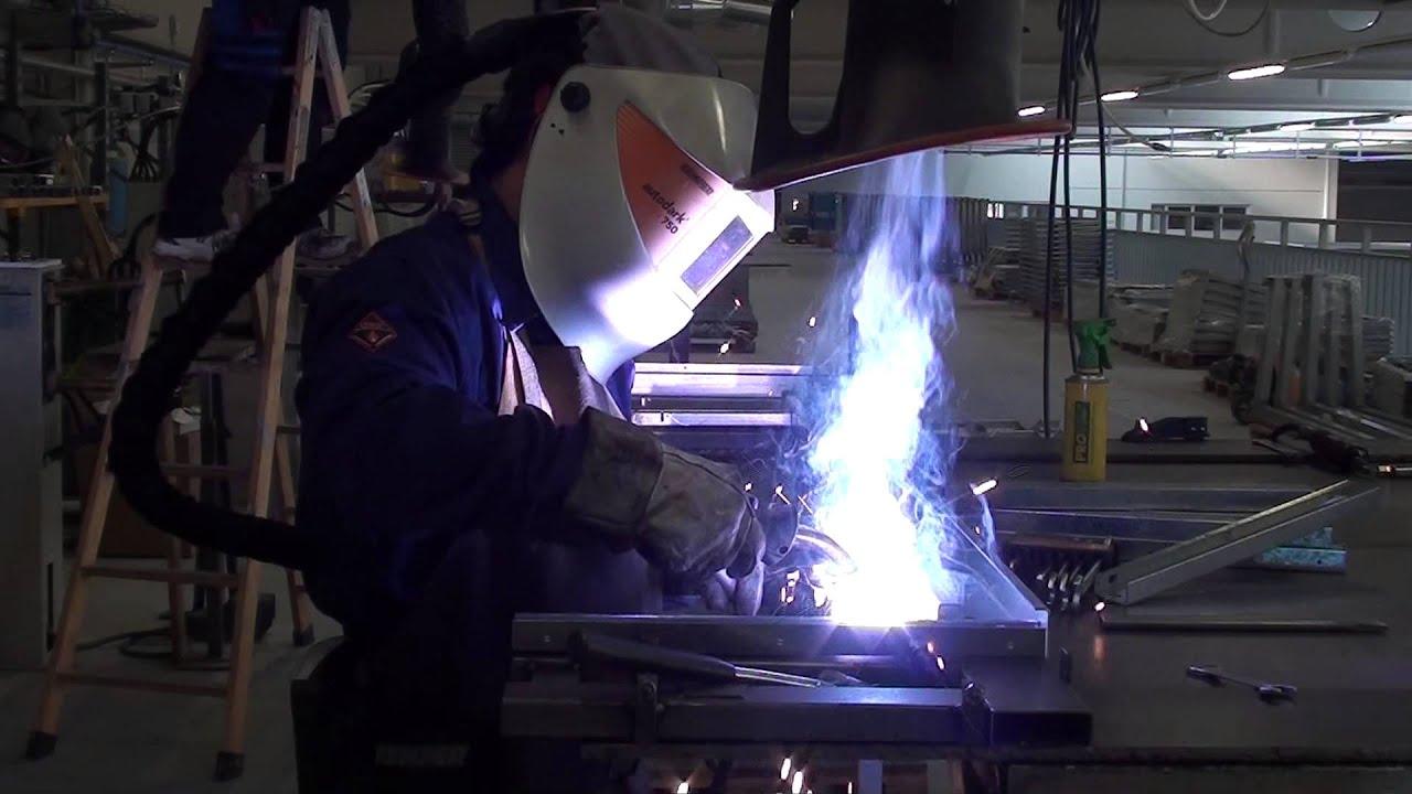Extracci n de humos soldadura elkarte welding youtube - Extractores de humo ...