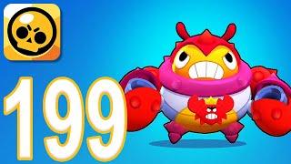 Brawl Stars - Gameplay Walkthrough Part 199 - King Crab Tick (iOS, Android)