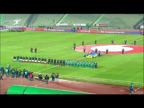 مباراة الأهلي vs مصر المقاصة   الجولة الـ 19 الدوري المصري الممتاز 2017-2018
