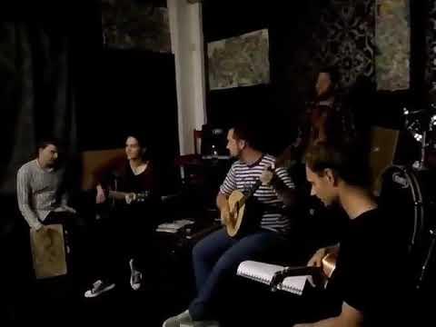 A my tam nemůžeme být - kytarovka