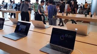 Apple Store ที่ไอคอนสยาม