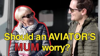 WHAT my MUM has to say about my JOB AS A PILOT! by CAPTAIN JOE