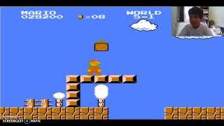 Explorando El Mundo 0-1 / Mario Bros Secreto BUG