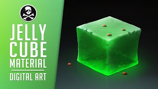 How To Draw Jelly | Drawing Material By Sephiroth-art