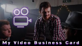 Video Business Card | Front Row Video