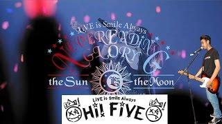 LiSA - Hi Five!   [Guitar Cover]