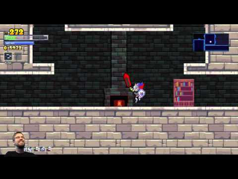 Rogue Legacy Wall Of Mysteries! :O