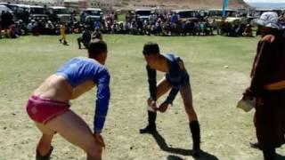 Mongolian Wrestling - Last Man Standing 5/5