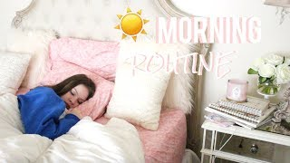 ☀️Morning Routine With A Full Time Job!