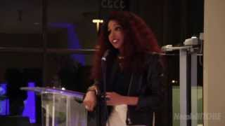 Necole Bitchie Black Weblog Awards Blogger Of The Year Speech