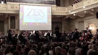 Terezka - koncert C dur pro varhany a orchestr (F.X.Brixi)