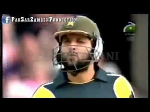 NEW 2014 pakistan cricket team song atif aaslam thumbnail