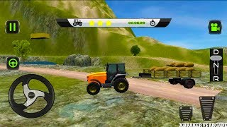Tractor Driver Transport 3D New Tractor Unlocked Android GamePlay 2017