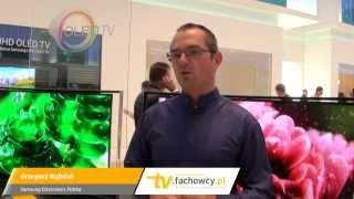 Samsung Electronics Polska - OLED TV