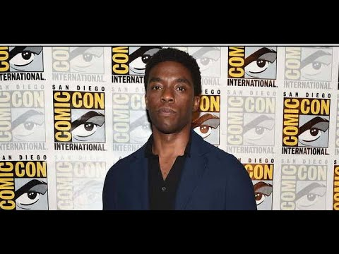 Chadwick Boseman Dead Of Colon Cancer - Star Of Black Panther, MARVEL Universe, 42: Jackie Robinson