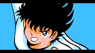 NES / Dendy / Famicom - Captain Tsubasa Vol II . Final game vs Brazil