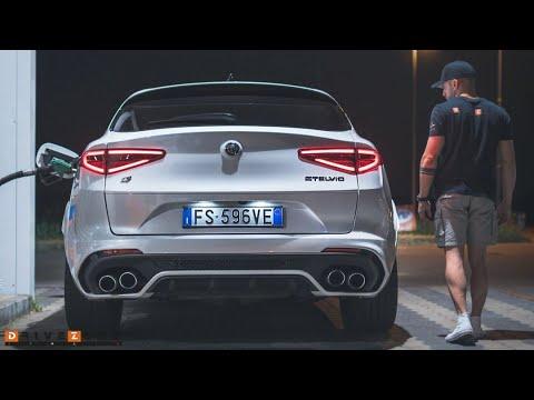Alfa Romeo Stelvio | La Mia BELVA Italiana [ Prova Su Strada ]