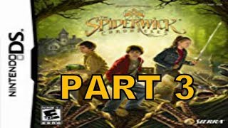 The Spiderwick Chronicles (NDS) Walkthrough Part 3 With Commentary