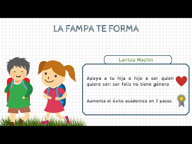 Formació FAMPA:  Laritza Machin (professora de psicologia)