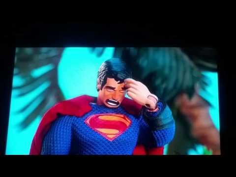 Batman vs. Superman commercial