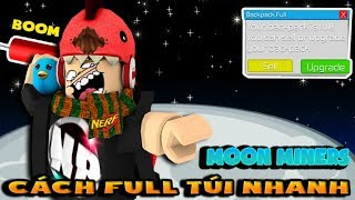 ROBLOX | HOW TO PLOWING FULL FAST POCKETS! | [👾 EVENTS!] Moon Miners 2 Beta