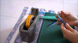 Making a Quilling Tool