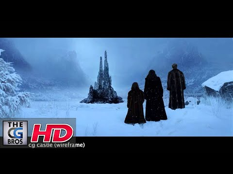 "CGI VFX Breakdowns : ""The Chronicles of Narnia: WE71 Shot"" - by Sony Pictures Imageworks"