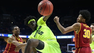 Second Round: Baylor holds off USC