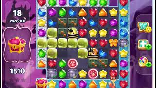 Genies and Gems Level 855