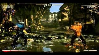 Обзор/Геймплей Mortal Kombat X