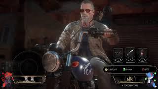 SonicFox - Making Them RQ With Terminator【Mortal Kombat 11】