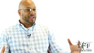 The Foray Firm Video - Antwan Interview- Divorce and Custody Client