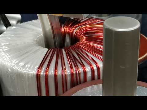 Torus Power factory tour | Toroidal transformer