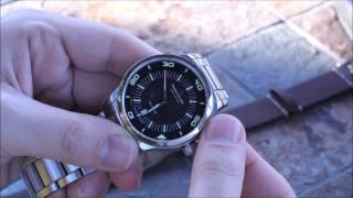 Maurice Lacroix Pontos S Dive Watch Review | ABlogtoWatch