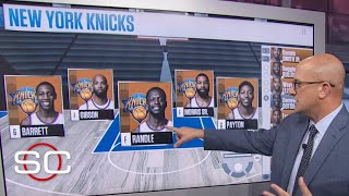 The Knicks' biggest roster questions ahead of the NBA trade deadline | SportsCenter