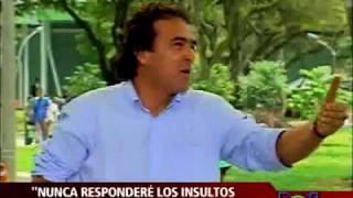 Hablando claramente con Sergio Fajardo - Entrevista en RCN con Clara Elvira Ospina - Parte 4