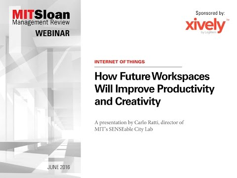 How Future Workspaces Will Improve Productivity and Creativity