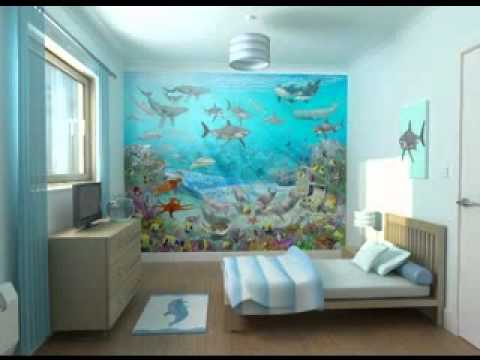 Ocean room decorating ideas