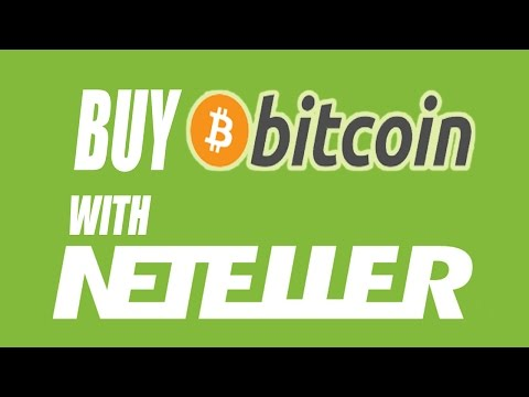 How To Buy Bitcoin With Neteller? Best Way 2019