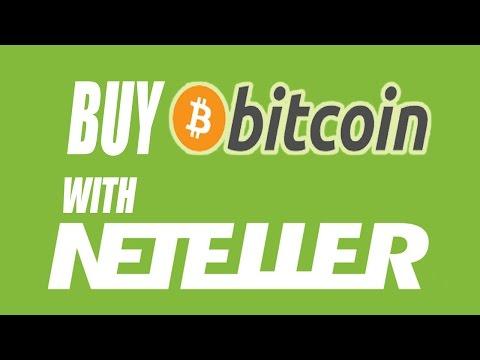How to Buy Bitcoin With Neteller? Best Way 2017