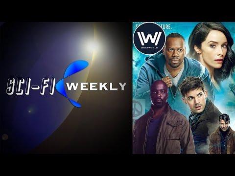 Sci-Fi Pilot Roundup: Westworld, Timeless, Luke Cage | Sci-Fi Weekly