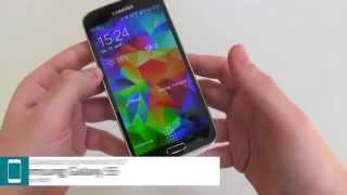 Fingerabdruck Scanner: Samsung Galaxy S5 vs iPhone 5s Touch ID | Deutsch