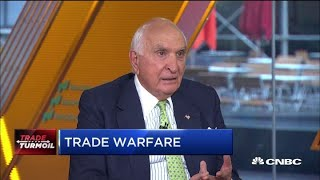 Trump is doing the right thing on China - Home Depot co-founder Ken Langone