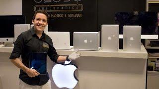 Manutenção de Macbook Air não liga