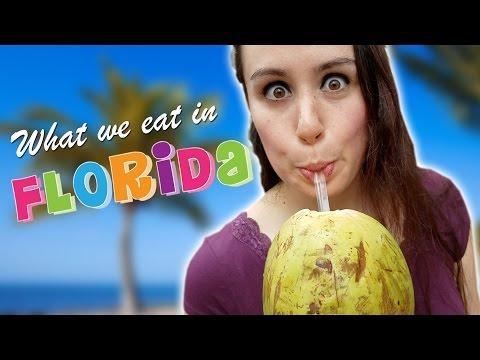 WHAT WE EAT IN FLORIDA *HUNGER ALERT*