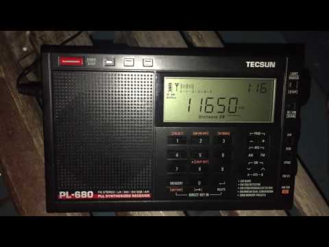 Tropical rainforest DX in Pará, Brazil: Radio Tamazuj 11650 kHz, Madagascar