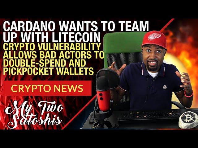 Litecoin (LTC) News: Cardano co-founder Charles Hoskinson Wants to Team Up w/ Litecoin