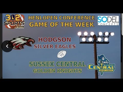 Hodgson visits Sussex Central LIVE from Sussex Central
